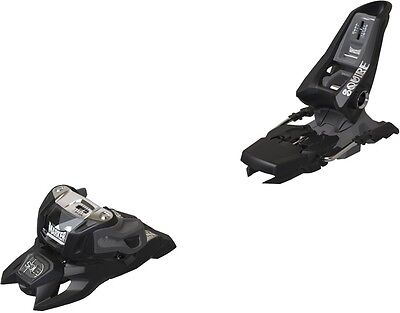 Marker Squire 11 ID Ski Bindings, 110mm Black/Anthracite