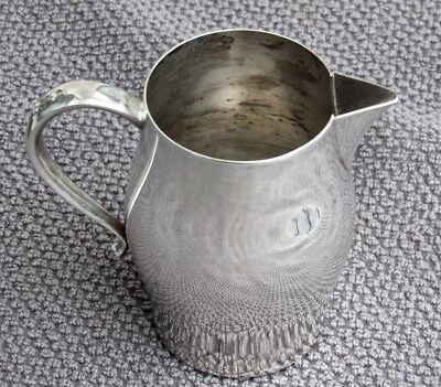 Vintage Silverplate Creamer by Wm A Rogers