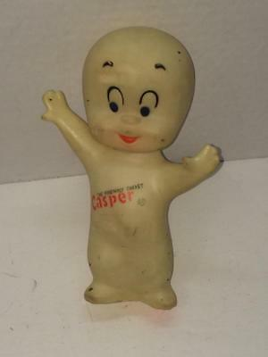Casper the friendly ghost vinyl figure 1972 SCARCE Harvey Comics pics in desc
