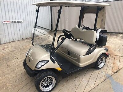 From $39 per week, Yamaha Electric Golf Cart Fully Reconditioned Why Buy New??