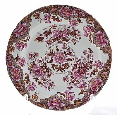 "Antique Spode Stone China Printed & Painted 8"" Plate Pattern No. 3144 - C.1820"