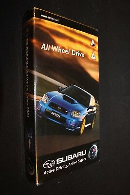 Subaru Video (VHS) Subaru All Wheel Drive 2003