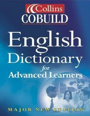 Collins Cobuild English Dictionary for Advanced L... by Sinclair, John Paperback