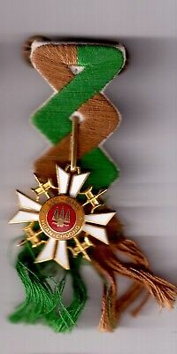 South Vietnam Army Distinguished Service Order Second Class.