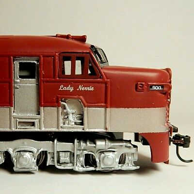 Ozrail SAR 900 Class Locomotive HO - 'Lady Norrie' - New in Box