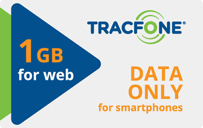 Tracfone Data 1GB Active Smartphone Online