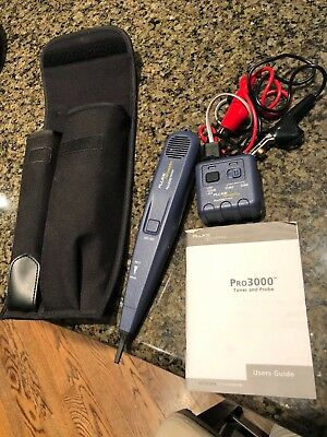 Fluke Networks - Pro 3000 Tone & Probe Kit