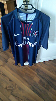Paris Saint Germain Trikot Nike Nr.9 Cavani L
