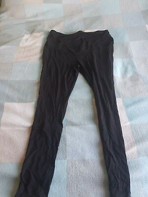 Comfy over the bump Maternity leggings size 16