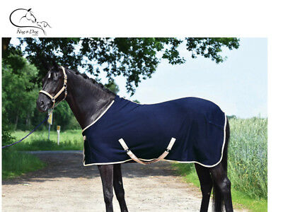 Busse NEW HORSE COB PONY SHOW TRAVEL FLEECE RUG Jersey Stable Cooler