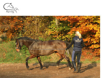 Busse Cord Training System/Aid Lunging Lunge Long Reins FREE DELIVERY