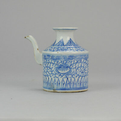 Chinese porcelain water cooler 19th century. South east market.