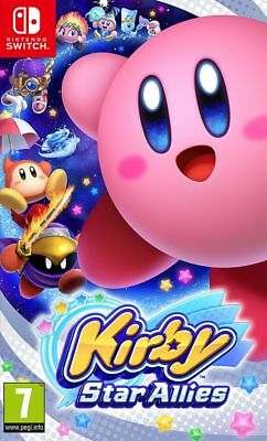 Kirby Star Allies (Nintendo Switch) NEW & SEALED Fast Dispatch Free UK P&P