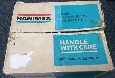 Hanimex 35mm Colour Slide Projector