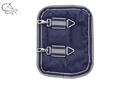 Chest Expander For Horse Rugs Helps Prevent Rubbing Pony Cob Clip Free P