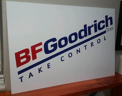 "BFGoodrich Tires Sign  16"" x 24"""