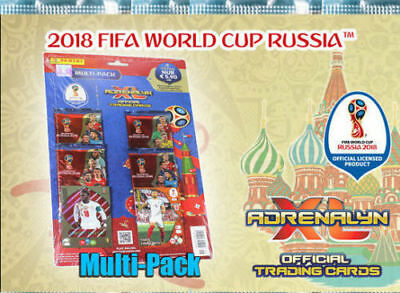 Panini Adrenalyn XL World Cup Russia 2018 Multipack - Finnbogason WM