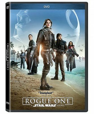 Rogue One: A Star Wars Story DVD Sealed New Free shipping