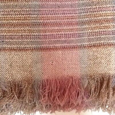 Welsh Blanket Large Double Size.