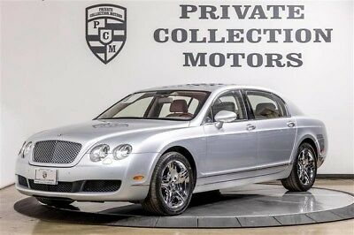 2006 Bentley Continental Flying Spur Flying Spur Sedan 4-Door 2006 Bentley Continental Flying Spur 1 Owner Clean Carfax