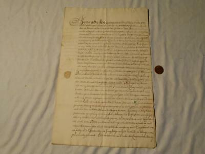 1781 M WALKER of SHADWELL - JAMES GREENHOW - Stainton Manuscript #A44