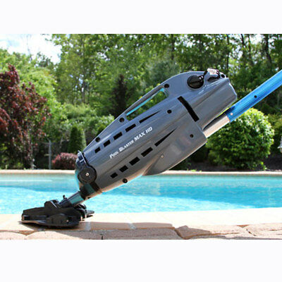 Water Tech Pool Blaster Max HD Battery Operated Swimming Pool Spa Cleaner