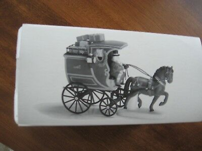 Dept. 56 Heritage Village Collection - The Fezziwig Delivery Wagon