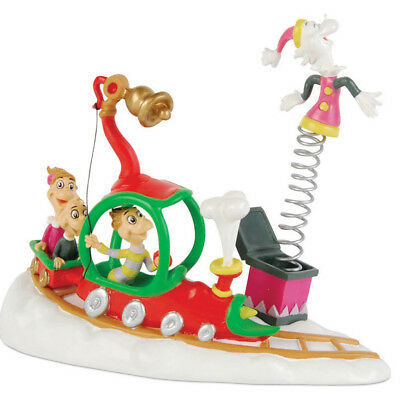 Department 56 Grinch Village Whos With Their Toys 4020717