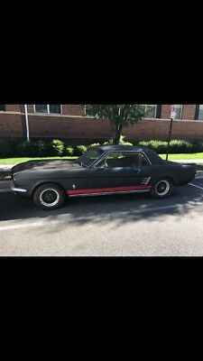 1966 Ford Mustang  1966 Ford Mustang