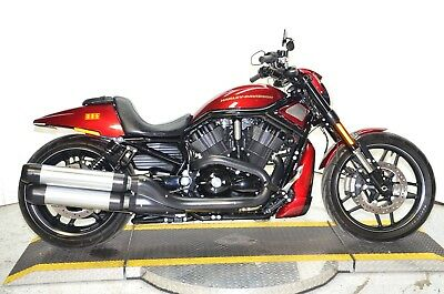 2016 Harley-Davidson V-ROD  2016 Harley Davidson V-Rod Night Rod Special VRSCDX Security ABS Only 559 Miles!