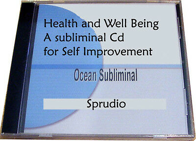 Subliminal Ocean CD Health and Well being Stay Healthy Keep yourself Healthy