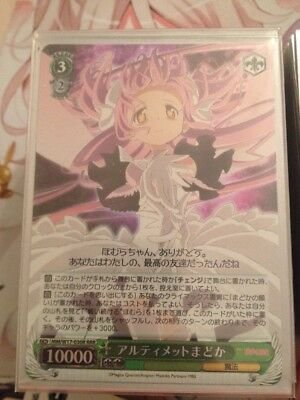 Weiss Schwarz Playset Nearly Completed Set 1&2 Madoka With More Than 800 Cards