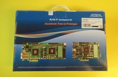 Altera Arria V FPGA Starter Kit - tested