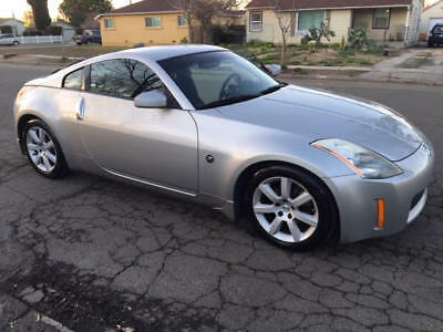 2004 Nissan 350Z Enthusiast 04' NISSAN 350Z 1 owner Wife's Commuter Great sports car