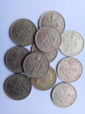 British Sixpence 6d-Queen Elizabeth ll - Choose Your Year - Great Birthday Gift