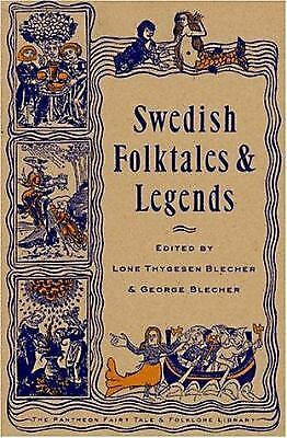 Swedish Folktales and Legends by George Blecher