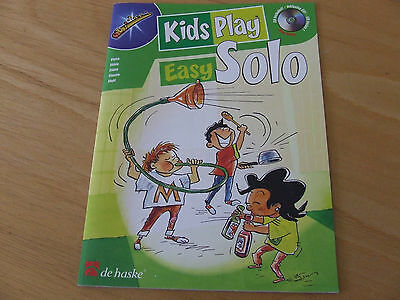 Kids Play Easy Solo für Flöte inklusive CD
