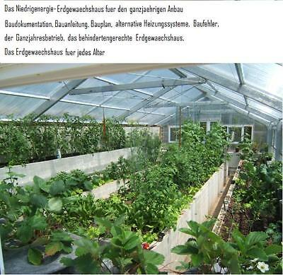 Low Energy Ground Green House - Greenhouse / CD - eBook