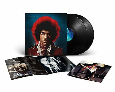 JIMI HENDRIX 'BOTH SIDES OF THE SKY' 180g Double VINYL LP (9th March 2018)