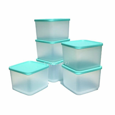 Tupperware Square Medium Storers Pick from Set of 1 2 OR 3