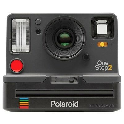Polaroid Originals OneStep 2 Graphite Instant Camera