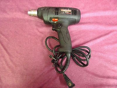 """Craftsman 120V 3/8"""" Chuck Corded Reversible Power Drill"""
