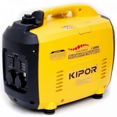 Kipor IG2000 Suitcase Invert Portible Digital Generator 12 month warranty