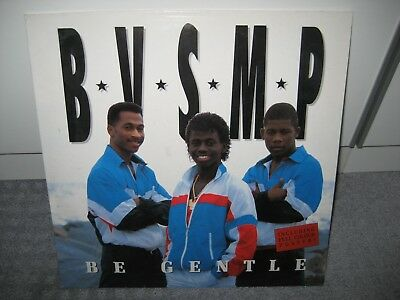 "Maxi BVSMP ""Be gentle"" (BCM Records), Poster fehlt!"