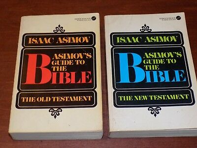 Asimov's Guide to the Bible - The Old and New Testament - Isaac Asimov - PB