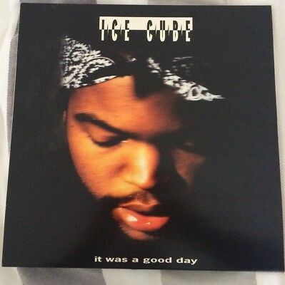 "Ice Cube - It Was A Good Day 12"" Vinyl"