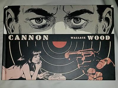 Cannon hc Wally Wood art NM 300 pages of comics FIRST PRINTING Free Shipping!