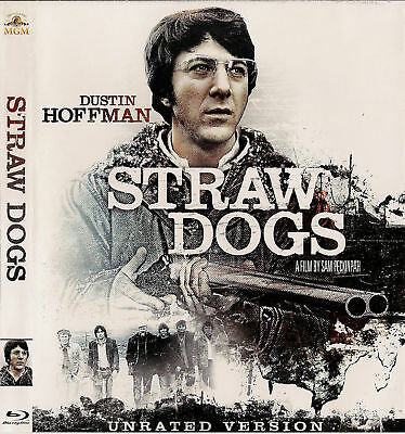 16mm film STRAW DOGS-DUSTIN HOFFMAN R-2- FEATURE  MOVIE