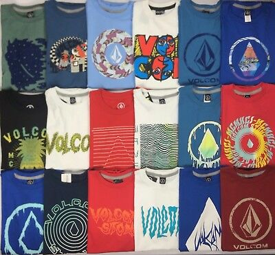 Boy's Youth Volcom Cotton T-Shirt