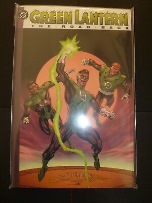 Green Lantern The Road Back DC Comics Softcover
